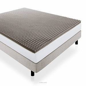 you can get a topper usually with a choice of two different types of latex which are dunlop and talalay they both have different varieties of thickness and