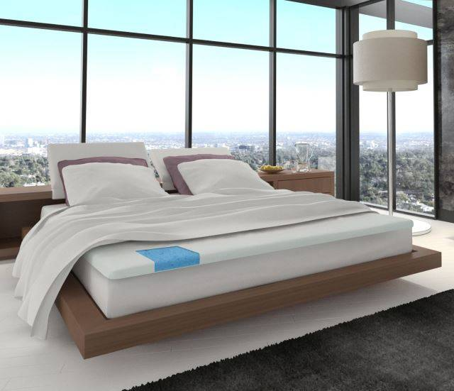 a memory foam mattress topper is a smart way to make your bed more comfortable without having to buy a whole new one that is going to cost you an arm and