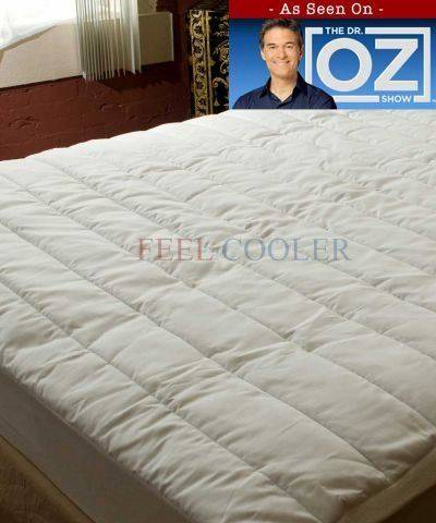 Feel Cooler Mattress Pad