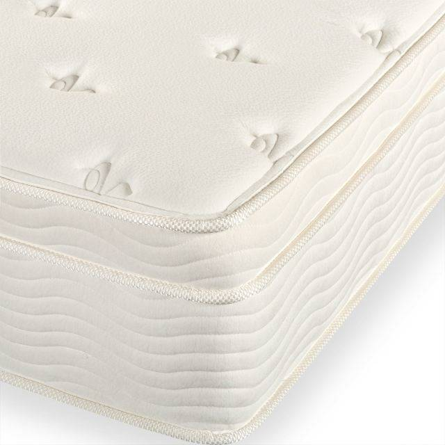 "Night Therapy Spring 13"" Deluxe Euro Box Top Spring Mattress"