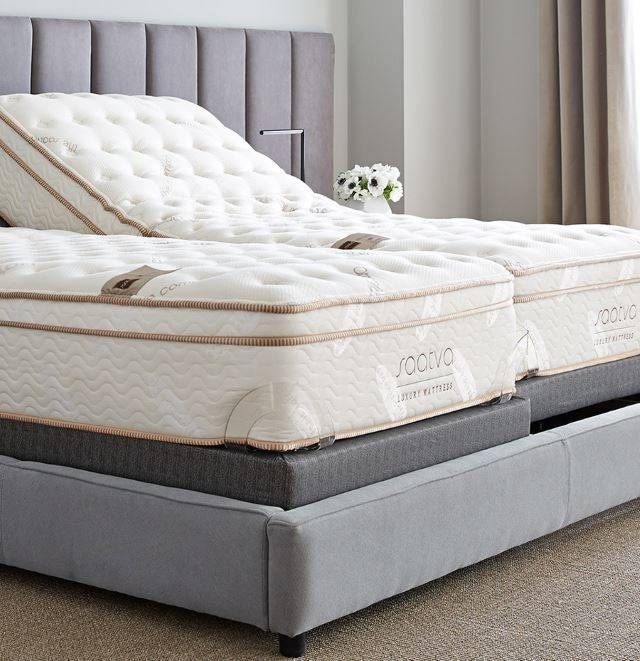 Saatva mattress bad reviews plush pillowtop mattresstoo for Saatva mattress